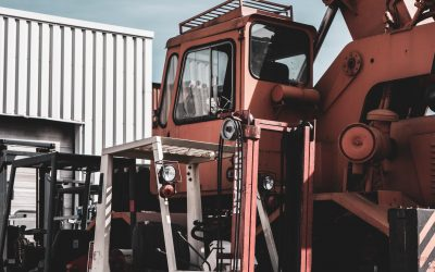How to Choose The Right Forklift Tire