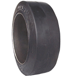 widetrack smooth cushion tire